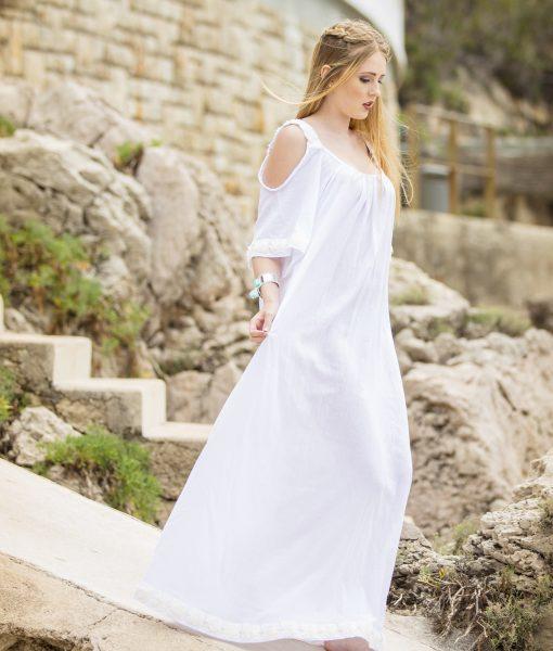 tendance-unique-robe-longue-pomos