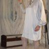 MONACO – TENDANCE UNIQUE – SILVER DRESS – WINTER 17