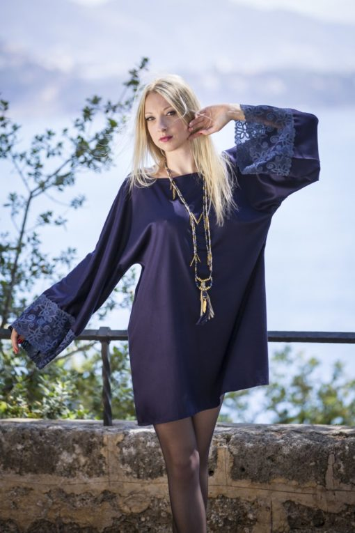 TENDANCE UNIQUE – DRESS – MONTMARTRE – MARINE LACE