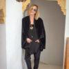 MONACO – TENDANCE UNIQUE – GILET – GILET OVERSIZE – CARINA FRESK – HIVER 18