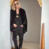 TENDANCE UNIQUE – GILET OVERSIZE – CARINA FRESK – HIVER 18 – MONACO