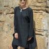 TENDANCE UNIQUE – HIVER 18 – MONACO – ROBE NOIR – DENTELLE – HYDRA