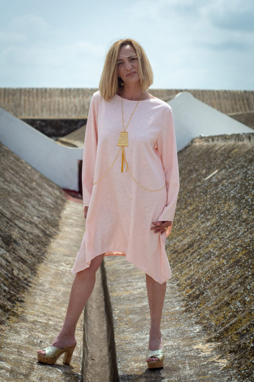 TENDANCE UNIQUE – ROBE DESTRUCTUREE – DENTELLE – ETE 19 – SUMMER 19 – MONACO