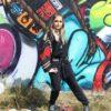 MONACO – HAUT ALISIA IMPRIME – HAUT ALISIA – TENDANCE UNIQUE – HIVER 19